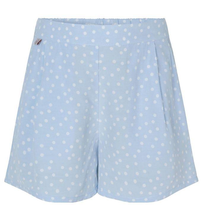 Image of Rosemunde Shorts - Heather Sky Organic Dot (SY388)