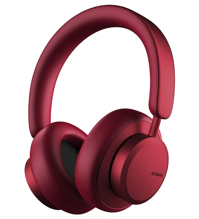Image of Urbanista Høretelefoner - Miami - On-ear - Ruby Red (SY486)