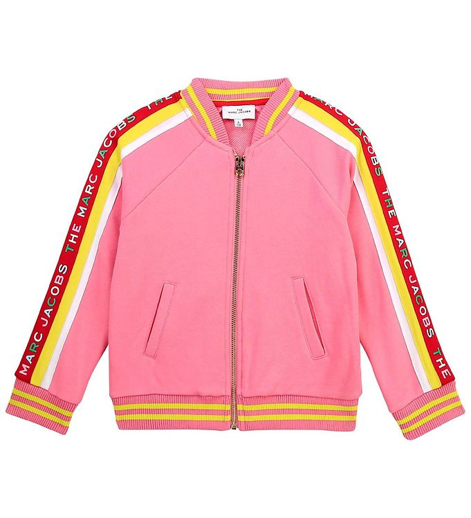 Image of Little Marc Jacobs Cardigan - Pink (SY531)