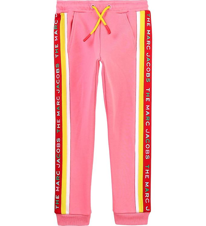 Image of Little Marc Jacobs Sweatpants - Pink (SY533)