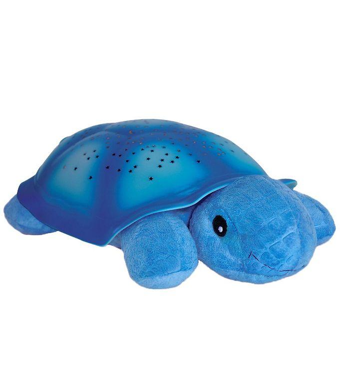 Cloud-b natlampe - twilight - blå skildpadde fra cloud-b på kids-world