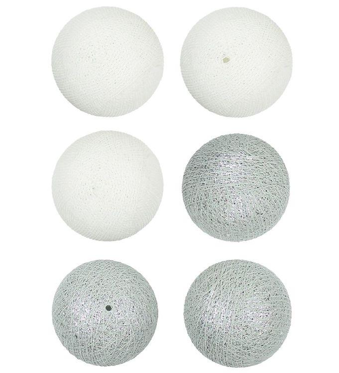 Image of Iris Lights Lyskæde - 20 Lys - Silver (TA660)