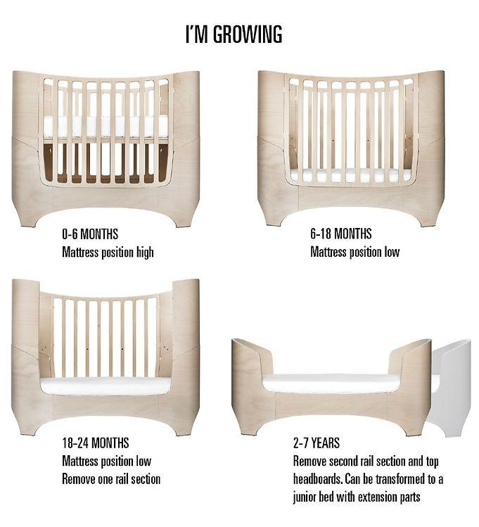 leander seng Leander Seng   Baby   Sand   Køb her med gratis fragt og mulighed  leander seng