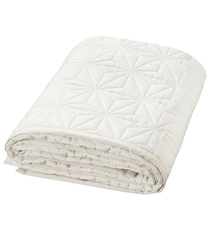 Image of Cam Cam Tæppe - 140x200 - Quilted - Creme White (TA938)