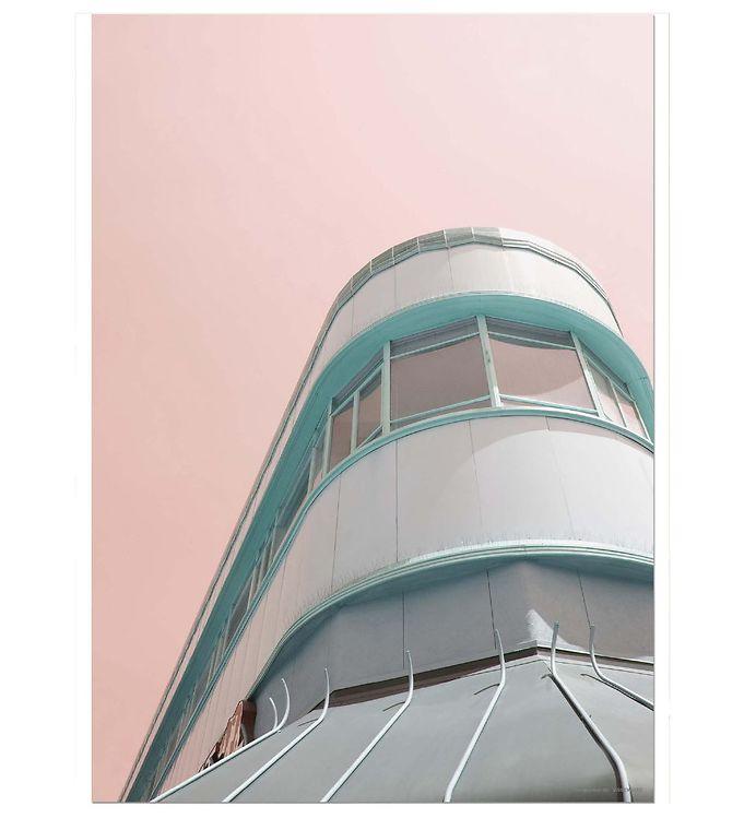 Image of Vissevasse Plakat - 50x70 - Construction 02 (TB088)