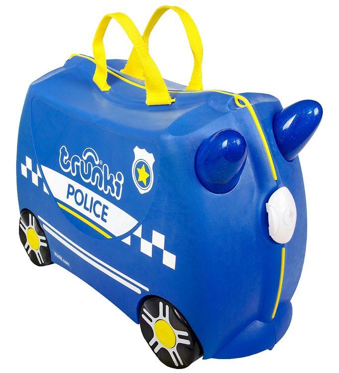 Image of Trunki Kuffert - Percy The Policecar (TB160)