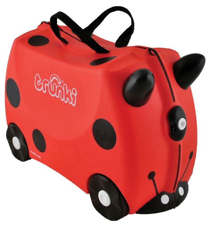 Image of Trunki Kuffert - Harley The Ladybird (TB161)
