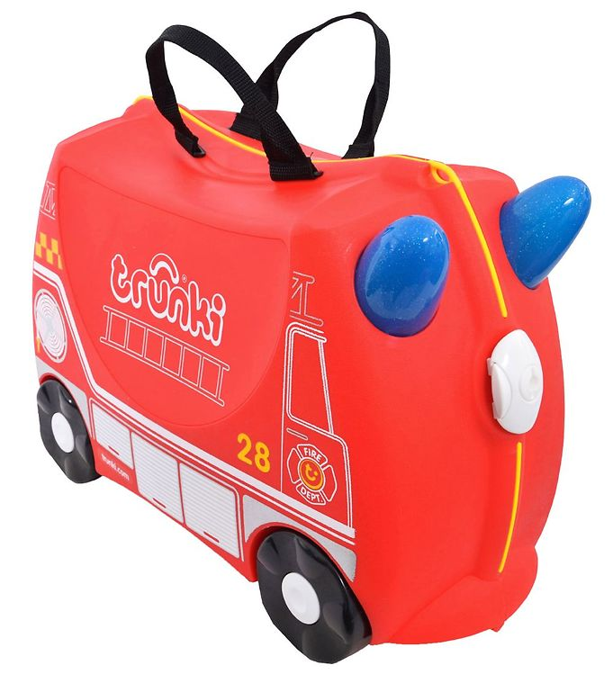 Image of Trunki Kuffert - Frant The Firetruck (TB163)