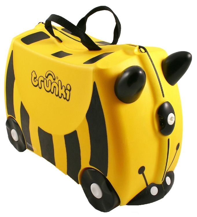 Image of Trunki Kuffert - Bernard The Bee (TB164)