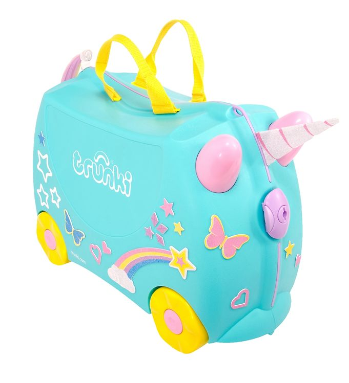 Trunki Kuffert - Una The Unicorn