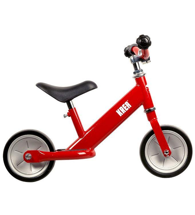 Krea Løbecykel - Rød