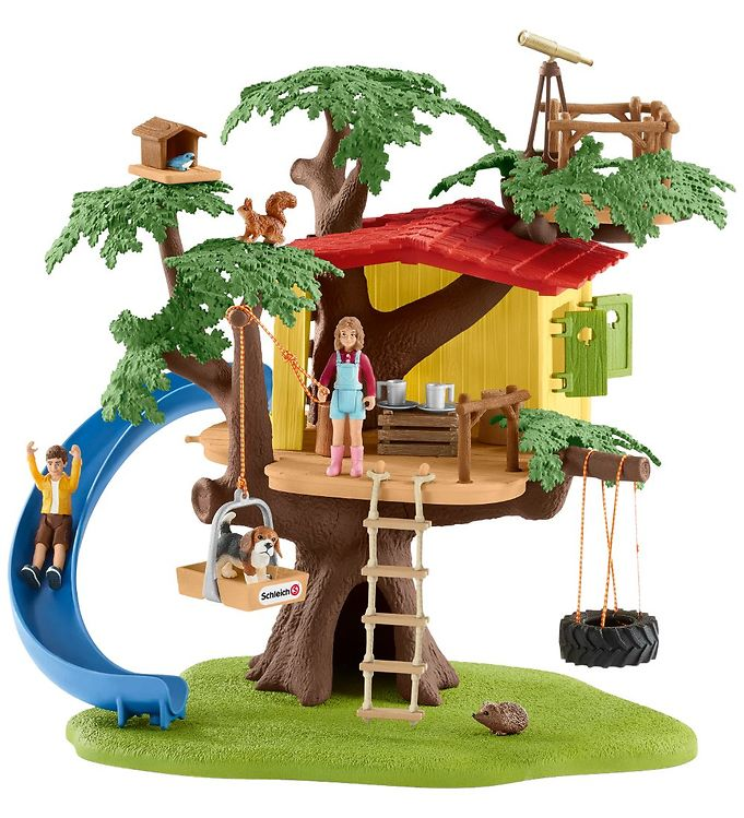 Schleich Farm World - Træhus