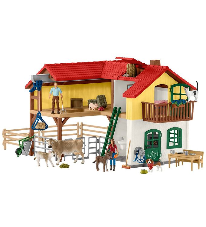 Schleich Farm World - Bondegård