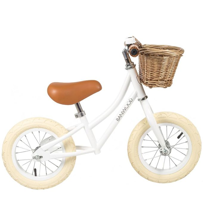 Image of Banwood Løbecykel - First Go! - Hvid (TB479)
