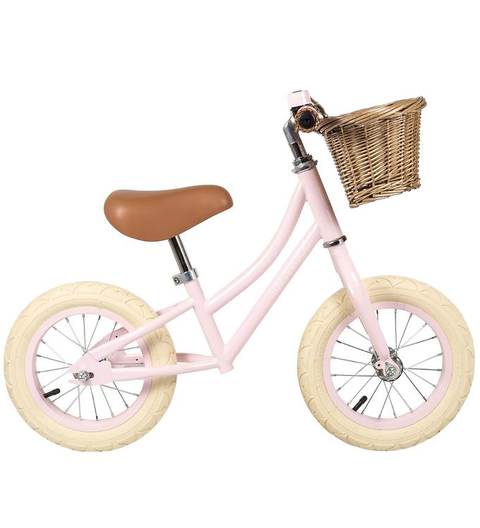 Image of Banwood Løbecykel - First Go! - Rosa (TB480)