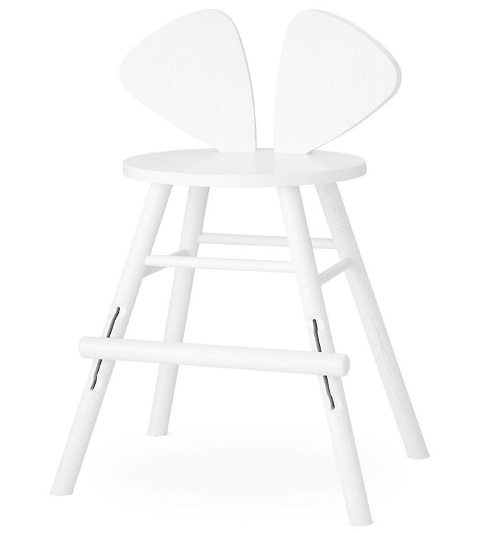 Image of Nofred Mouse Chair - Junior Stol - Hvid (TB756)