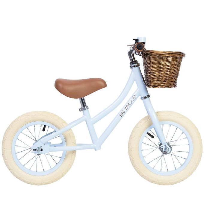 Image of Banwood Løbecykel - First Go! - Sky (TB758)