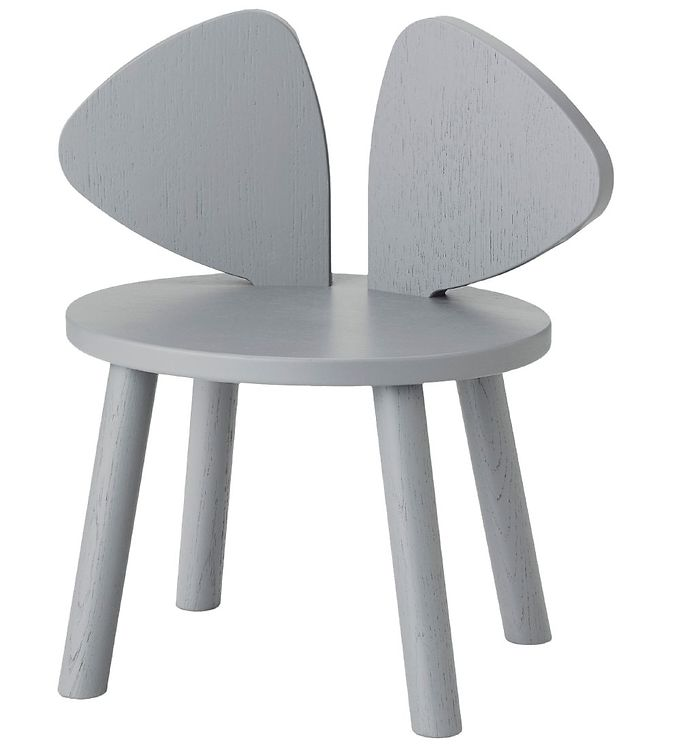Image of Nofred Børnestol - Mouse Chair - Grå (TB846)