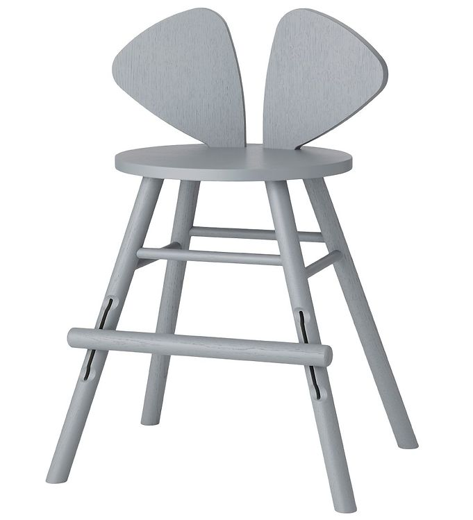 Image of Nofred Mouse Chair - Junior Stol - Grå (TB852)
