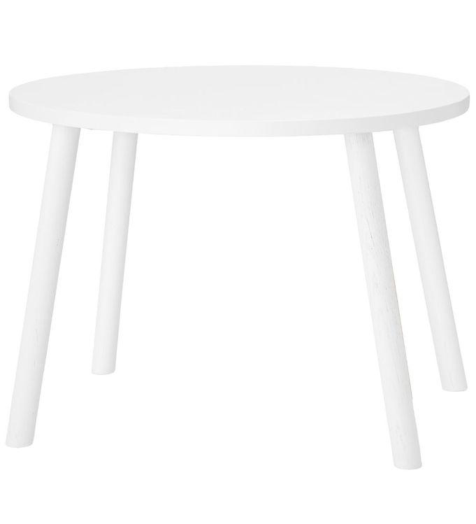 Image of Nofred Børnebord - Mouse Table - Hvid (TB854)