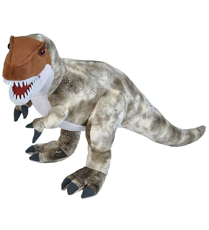 Image of Wild Republic Bamse - 63 cm - Dinosaur T-Rex (TC124)