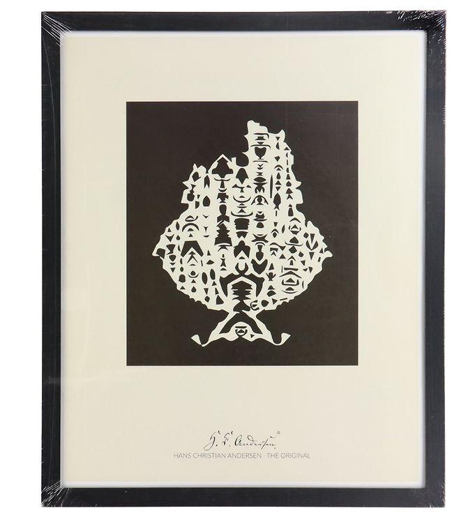 Image of H.C. Andersen Plakat - 40x50 cm - Brudstykke (TC243)