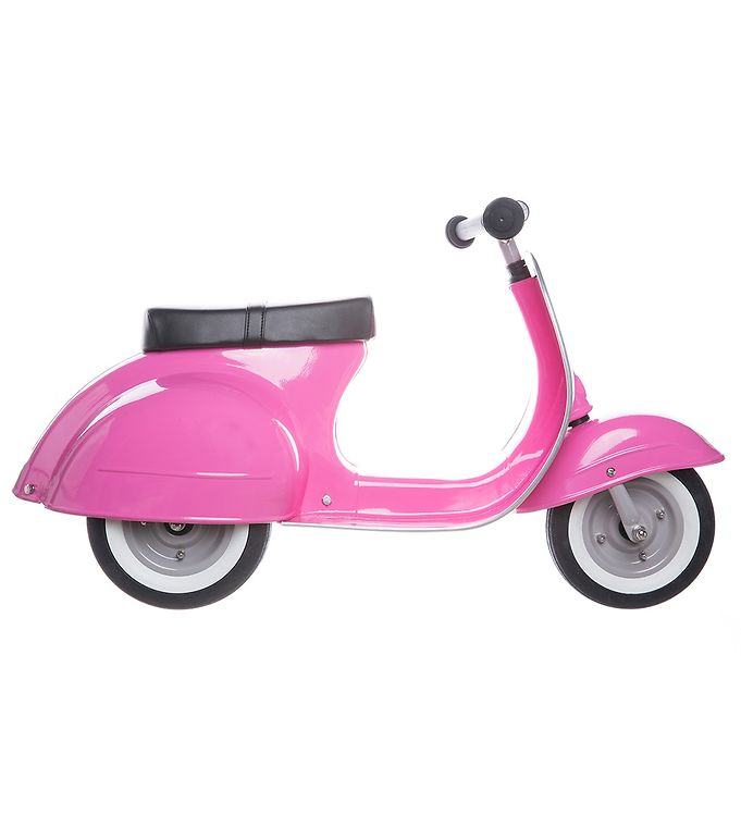 Image of Ambosstoys Løbecykel - Primo Classic - Pink (TC299)