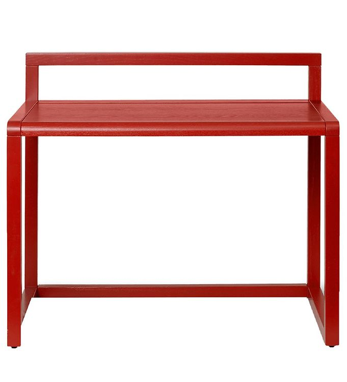 Image of ferm Living Bord - Little Architect - Poppy Red (TC313)