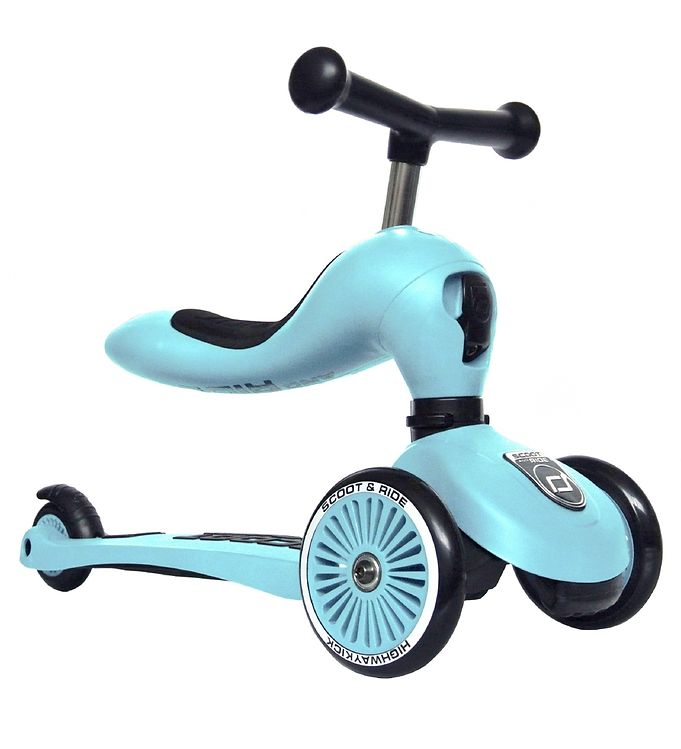 Image of Scoot and Ride Highway Kick 1 - Blueberry (TG086)