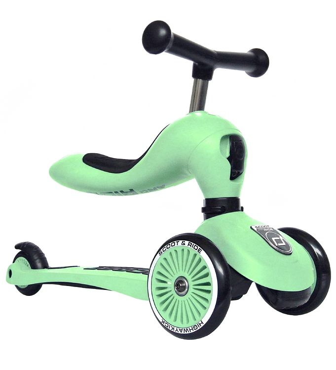 Image of Scoot and Ride Highway Kick 1 - Kiwi (TG091)
