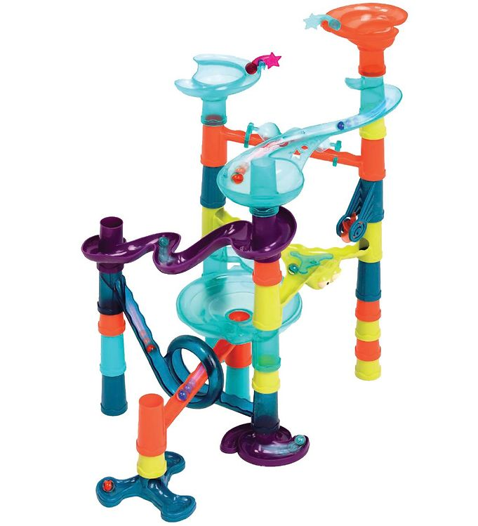Image of B. toys Kuglebane - 38 dele - Multifarvet (TG147)