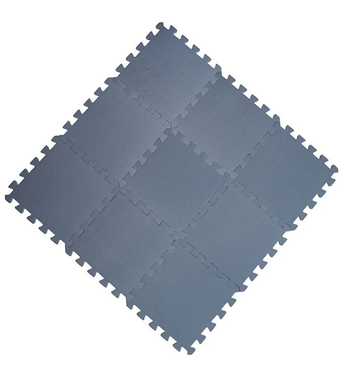 Image of BabyDan Legegulv - 90x90 cm - Blå (TG199)