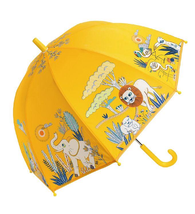 Djeco Paraply til Børn - Savanne