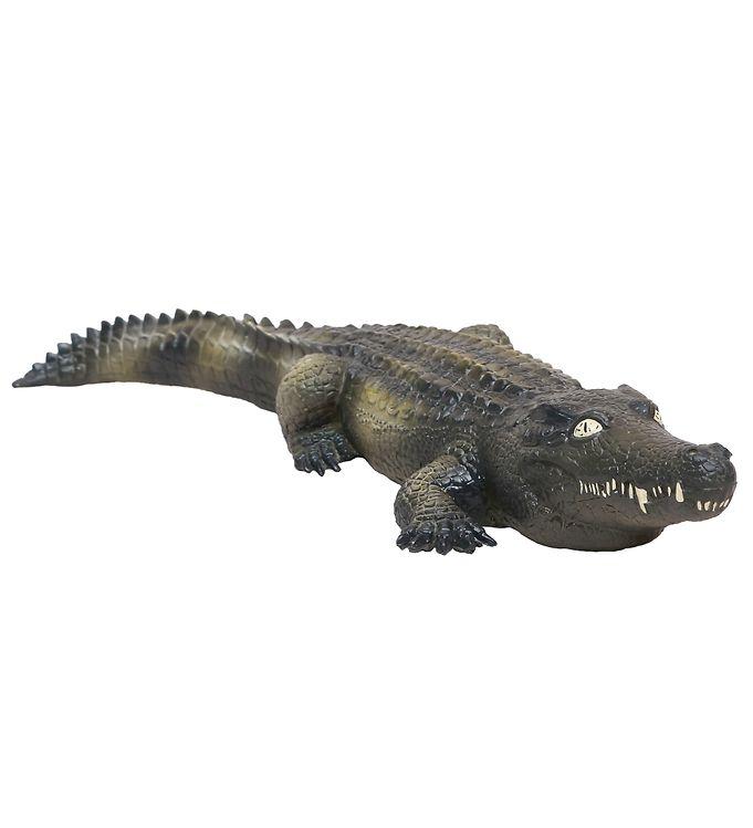 Image of Green Rubber Toys Dyr - 88 cm - Gigant Krokodille (TG356)
