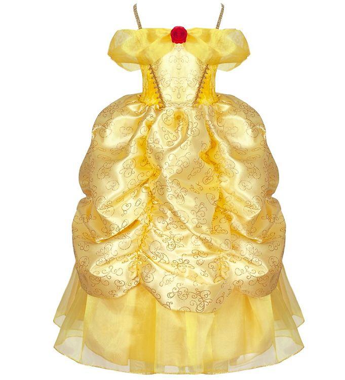 Image of Great Pretenders Udklædning - Belle - Guld (TG456)