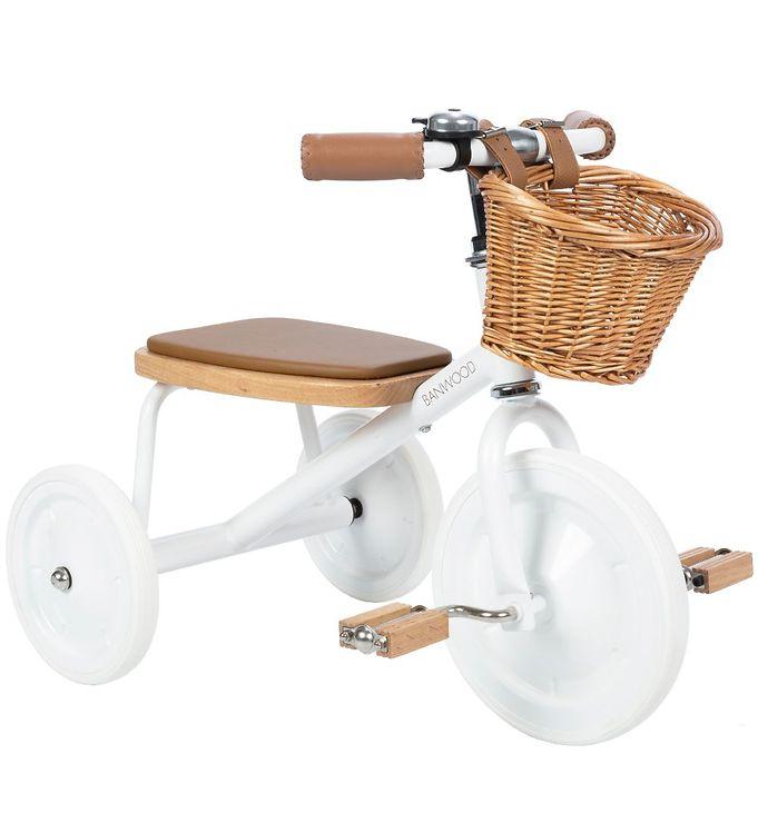 Billede af Banwood Trike - Trehjulet - Hvid