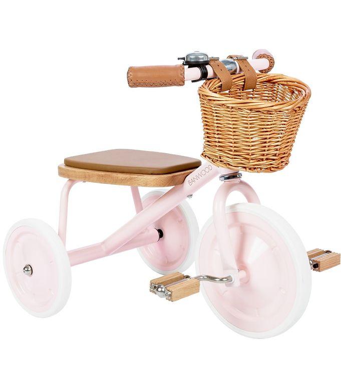 Billede af Banwood Trike - Trehjulet - Rosa