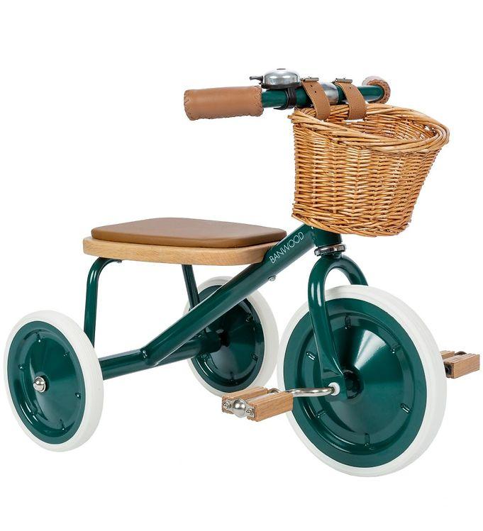 Billede af Banwood Trike - Trehjulet - Grøn