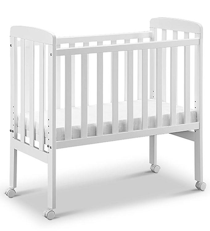 Image of Bino Bedside Crib - By-My-Side - Hvid (TG759)