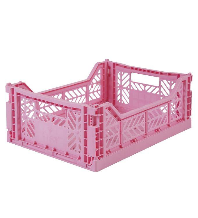Image of Aykasa Foldekasse - Midi - Baby Pink (TG763)