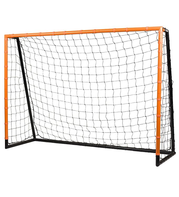 Image of Stiga Mål - Fodbold - Scorer - 210x150 cm - Sort/Orange (TG980)