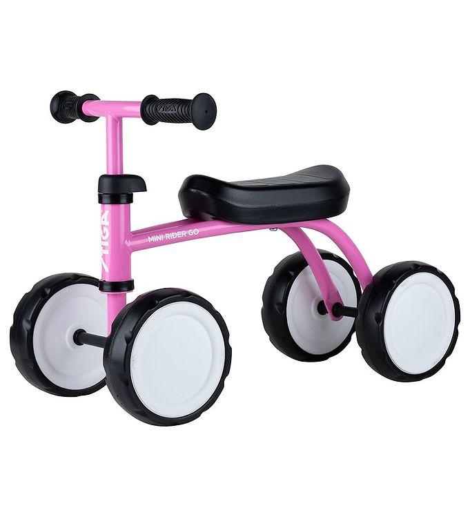Image of Stiga Løbecykel - Mini Rider Go - Pink (TG995)