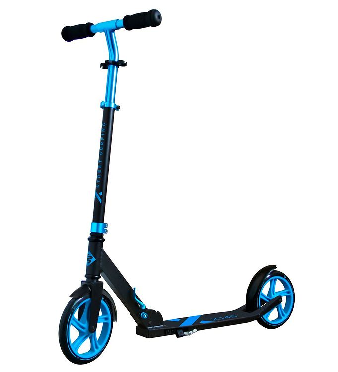 Image of Streetsurfing Løbehjul - Urban Scooter X200 - Electro Blue (TH165)