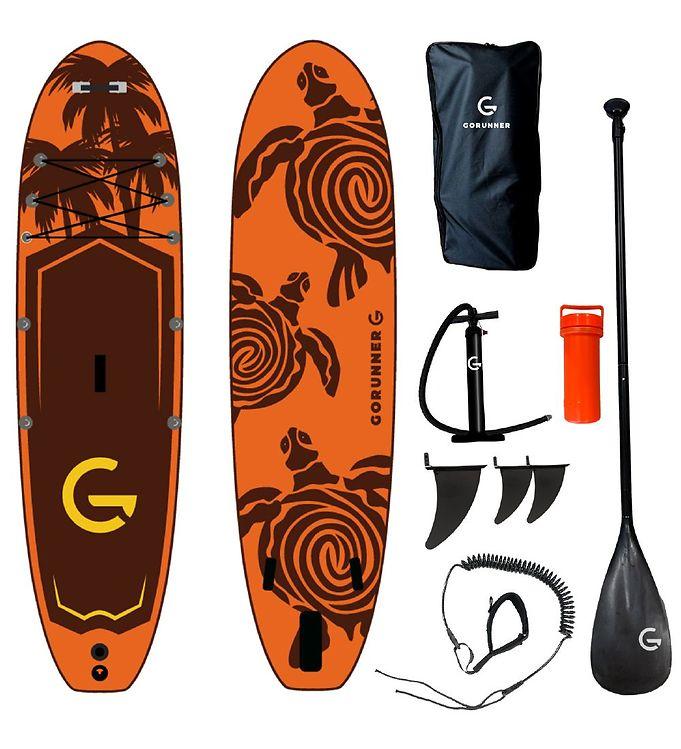 Image of GoRunner Supboard - Turtle - Orange (TH202)