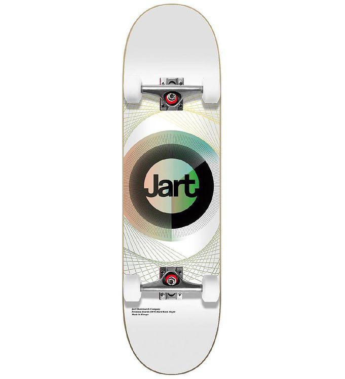 Image of Jart Skateboard - 7.6'' - Classic Komplet Skateboard - Digital (TH205)