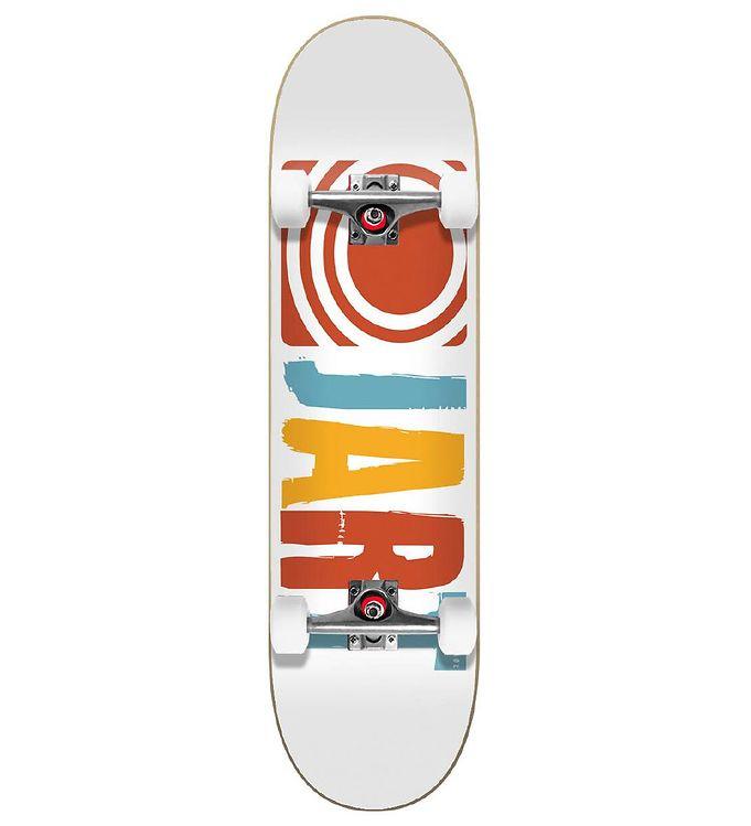 Image of Jart Skateboard - 8'' - Classic Komplet Skateboard - Hvid (TH208)