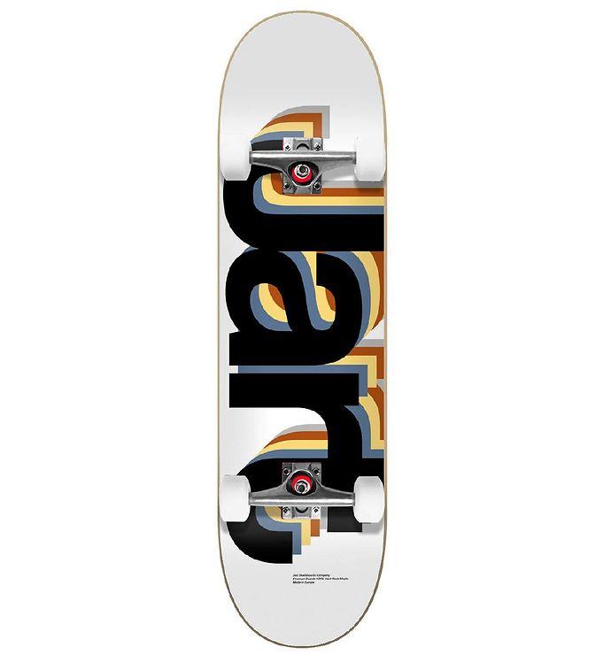 Image of Jart Skateboard - 7.75'' - Classic Komplet Skateboard - Multipla (TH211)