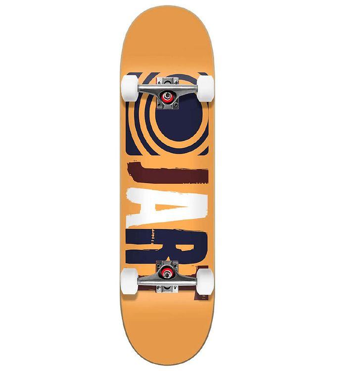 Image of Jart Skateboard - 7.375'' - Classic Mini - Brun (TH213)