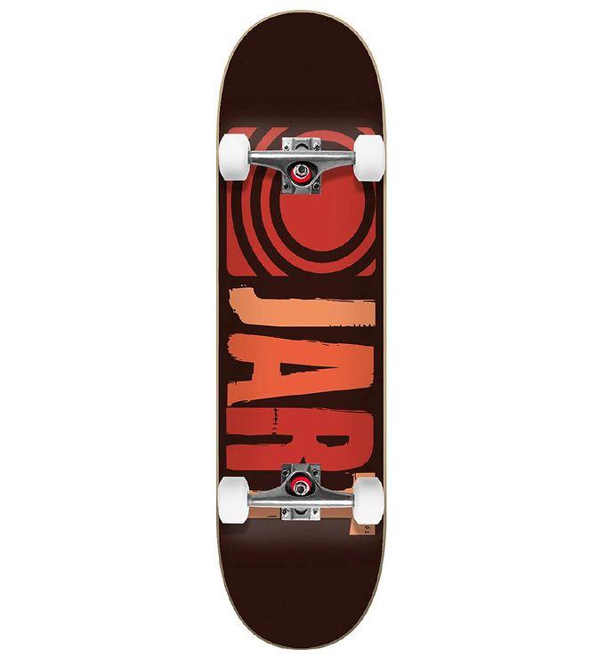 Image of Jart Skateboard - 7.87'' - Classic Komplet Skateboard - Brun (TH216)
