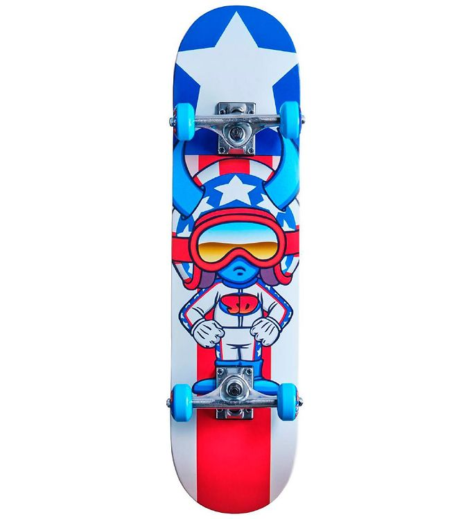 Image of Speed Demons Skateboard - 7.75'' - Characters Komplet - Stars (TH217)
